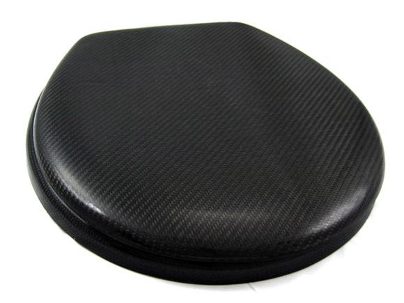 Carbon Fiber Toilet Seat Cover Carbon Fiber Gear
