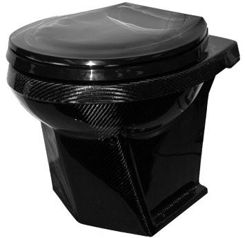 Carbon Fiber Toilet Bowl By Headhunter Inc Carbon Fiber