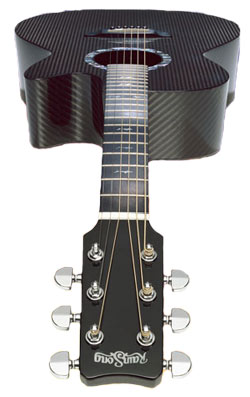 Rainsong W3000 12 string carbon fiber acoustic guitar