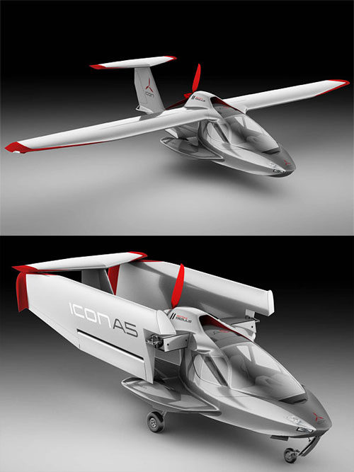 Icon A5 Flying Icon A5 Carbon ...