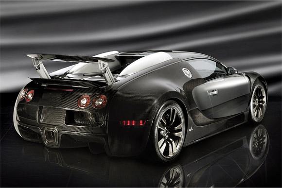 mansory vincero bugatti veyron 1 million extra for a. Black Bedroom Furniture Sets. Home Design Ideas