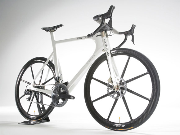 Carbon Fiber Bikes >> 34 000 Carbon Fiber Monocoque Framed F1 Bicycle Carbon