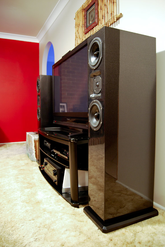 Learn to Make Your Own Carbon Fiber Speakers | Carbon ...