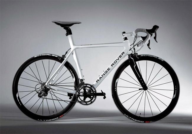 Range Rover Evoque Carbon Fiber Bike