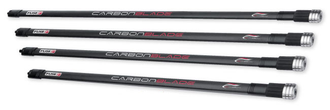 Carbon fiber bowhunting stabilizers