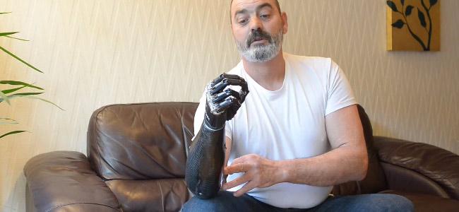 Carbon Fiber Robotic Arm