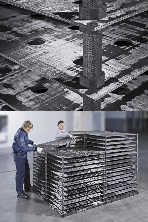 SGL launches carbon fiber-reinforced graphite material
