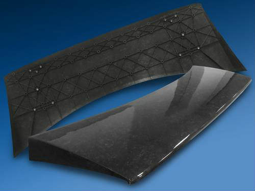 Glass Molding Material : This month in carbon fiber february gear